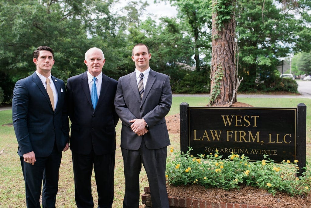west law firm team lawyers